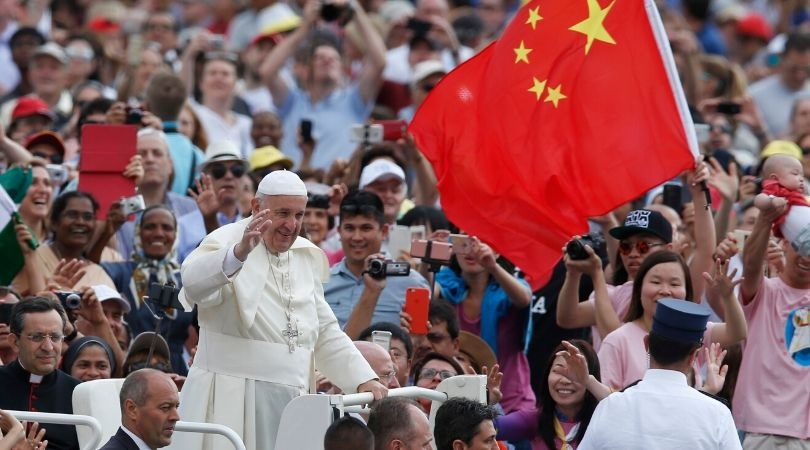 Pope Francis Alliance with Red China