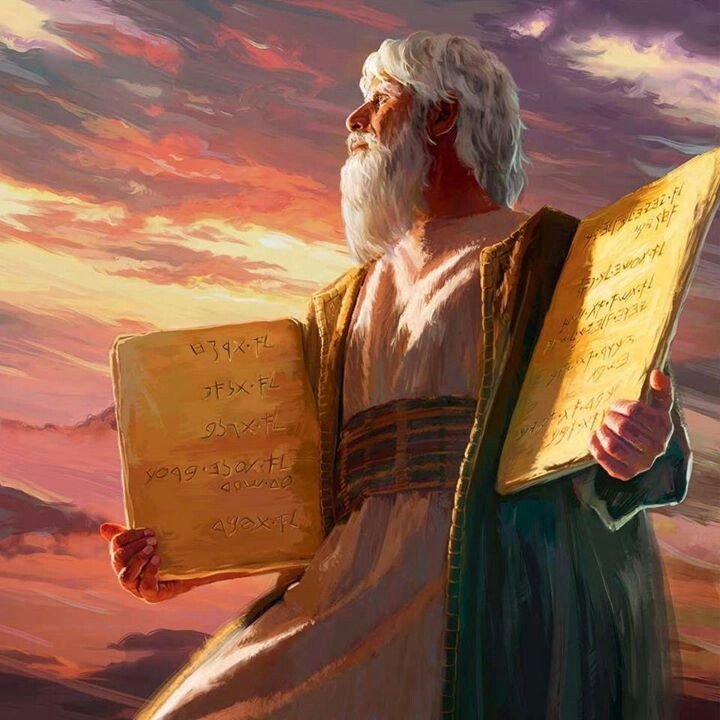 10 commandments 3