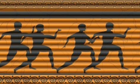 roman running