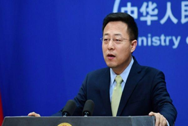 US China trade fierce rebukes