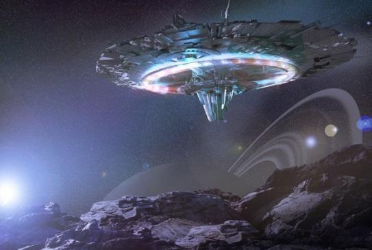 Flying Saucer 2