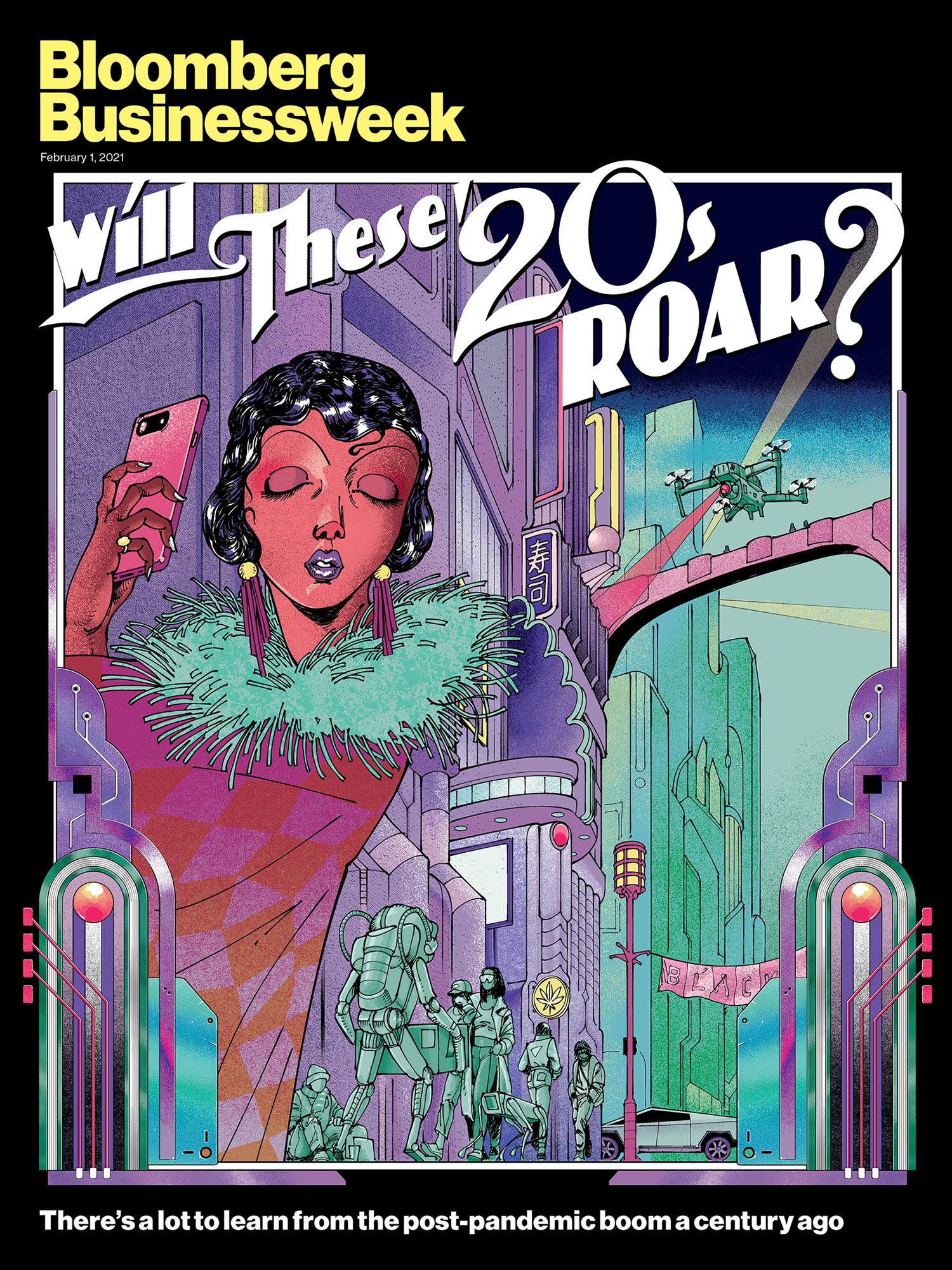roaring 2020