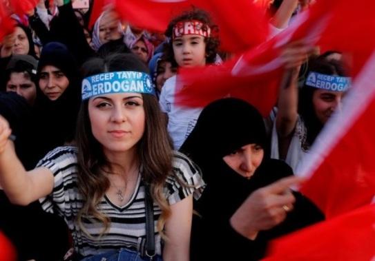 erdogan - 666 on head
