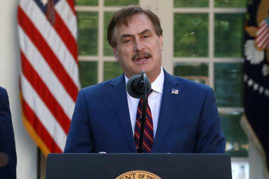 Lindell Sues Dominion