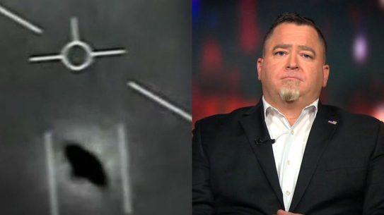 Luis Elizondo former head of the Pentagon Advanced Aerospace Threat Identification Program