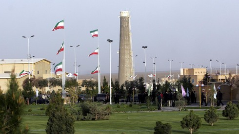 Iran accuses Israel of June attack on civilian nuclear site