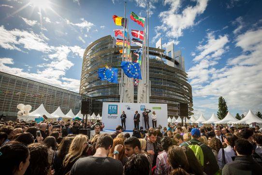 One-world government EU