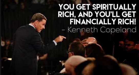 Prosperity theology leaders - 2