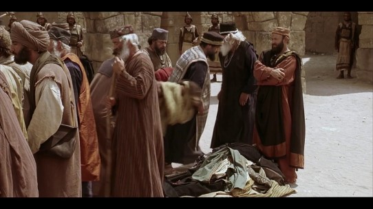 stoning of the apostle Stephen