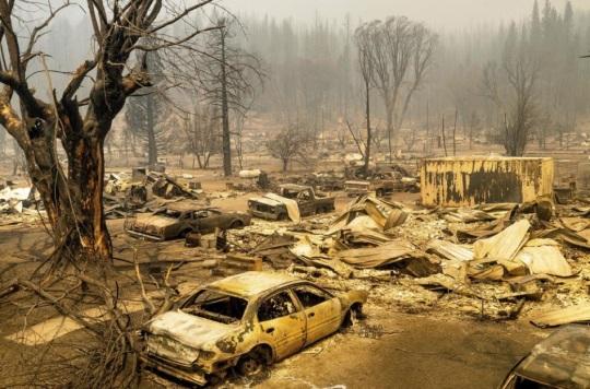 wildfire 2021