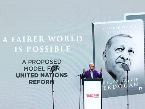 Erdogan - A Fairer World is Possible