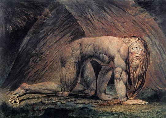 Nebuchadnezzar mad