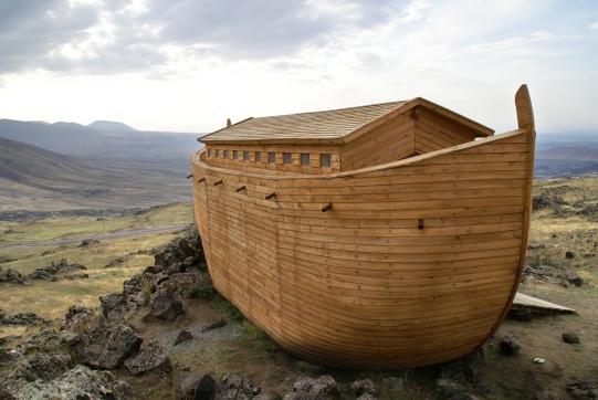 noahs ark found 2