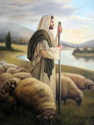 Shepherd and the Lamb - 2